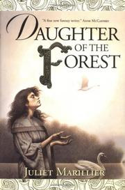 Cover art for DAUGHTER OF THE FOREST