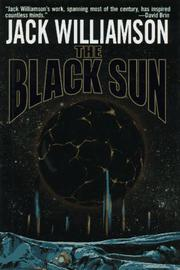Cover art for THE BLACK SUN
