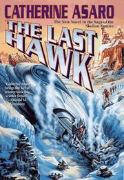 Cover art for THE LAST HAWK