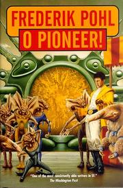 Cover art for O PIONEER!