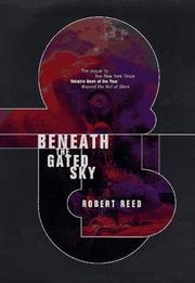 Cover art for BENEATH THE GATED SKY