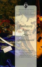 Book Cover for EMBASSY ROW