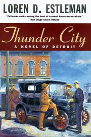 Cover art for THUNDER CITY