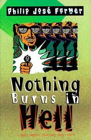 Cover art for NOTHING BURNS IN HELL