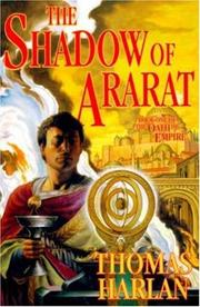 Cover art for THE SHADOW OF ARARAT