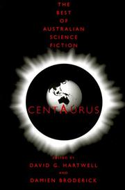 Book Cover for CENTAURUS