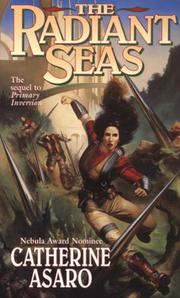Book Cover for THE RADIANT SEAS