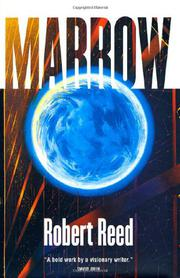 Book Cover for MARROW