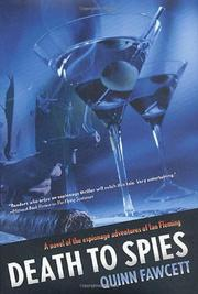 Cover art for DEATH TO SPIES