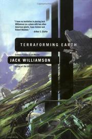 Book Cover for TERRAFORMING EARTH