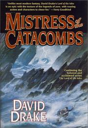 Book Cover for MISTRESS OF THE CATACOMBS