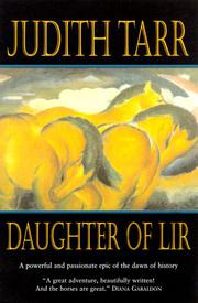 Cover art for DAUGHTER OF LIR