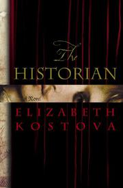 Cover art for THE HISTORIAN