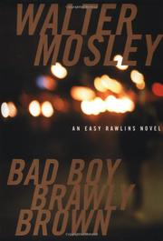 Book Cover for BAD BOY BRAWLY BROWN