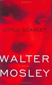 Cover art for LITTLE SCARLET