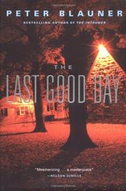Cover art for THE LAST GOOD DAY