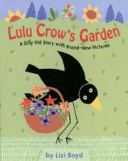 Cover art for LULU CROW'S GARDEN