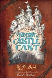 Cover art for THE SECRET OF CASTLE CANT