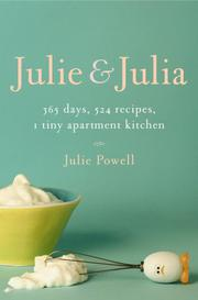 Book Cover for JULIE & JULIA