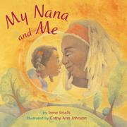 Book Cover for MY NANA AND ME