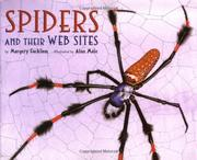 Book Cover for SPIDERS AND THEIR WEB SITES