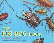 Cover art for THE BIG BUG BOOK