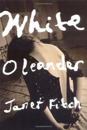 Cover art for WHITE OLEANDER