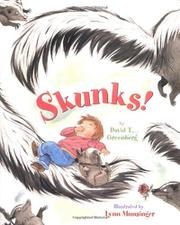 Cover art for SKUNKS!