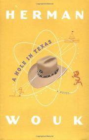 Cover art for A HOLE IN TEXAS