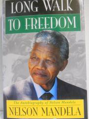 Book Cover for LONG WALK TO FREEDOM