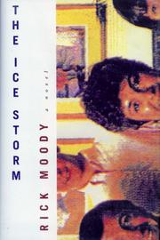 Cover art for THE ICE STORM