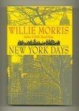 Cover art for NEW YORK DAYS