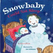 Cover art for SNOWBABY COULD NOT SLEEP