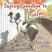 Book Cover for SAYING GOODBYE TO LULU
