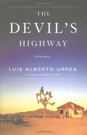 Cover art for THE DEVIL'S HIGHWAY
