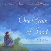 Cover art for ONE GRAIN OF SAND