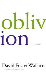 Book Cover for OBLIVION