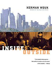 Book Cover for INSIDE, OUTSIDE