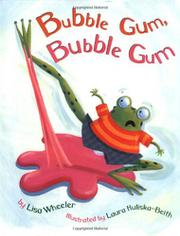 Cover art for BUBBLE GUM, BUBBLE GUM
