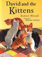 Cover art for DAVID AND THE KITTENS