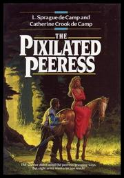 Cover art for THE PIXILATED PEERESS