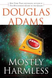 Cover art for MOSTLY HARMLESS