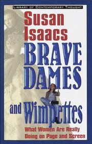 Book Cover for BRAVE DAMES AND WIMPETTES