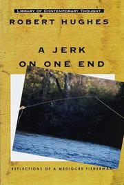Book Cover for A JERK ON ONE END