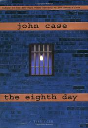 Cover art for THE EIGHTH DAY