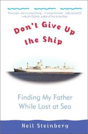 Cover art for DON'T GIVE UP THE SHIP