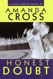 Cover art for HONEST DOUBT