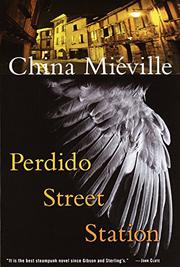Cover art for PERDIDO STREET STATION