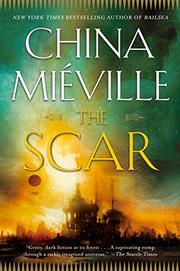Cover art for THE SCAR