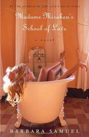 Cover art for MADAME MIRABOU'S SCHOOL OF LOVE